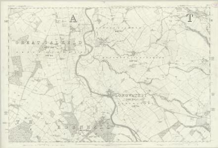 Cumberland L - OS Six-Inch Map