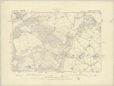 Gloucestershire XLVI.SW - OS Six-Inch Map