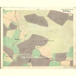 Stadln - c7347-1-004 - Kaiserpflichtexemplar der Landkarten des stabilen Katasters