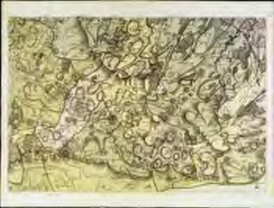 A topographical-map, of the county of Kent, 19