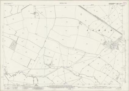 Buckinghamshire XXXVII.1 (includes: Bledlow cum Saunderton; Kingsey; Longwick cum Ilmer) - 25 Inch Map
