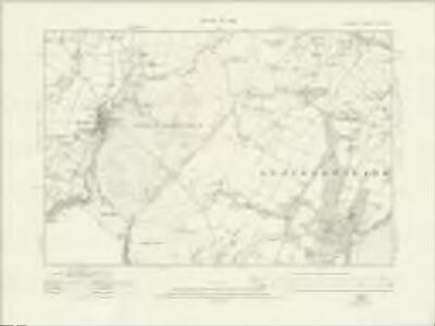 Anglesey XXI.NE - OS Six-Inch Map