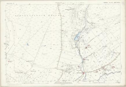 Yorkshire CXXXIV.16 (includes: Appletreewick; Barden) - 25 Inch Map
