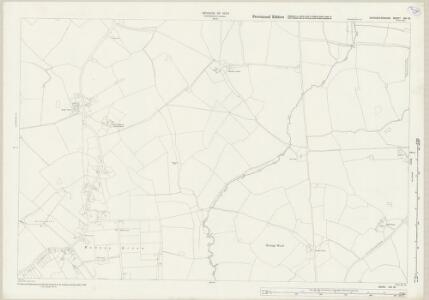 Worcestershire XVI.12 (includes: Alvechurch; Beoley) - 25 Inch Map