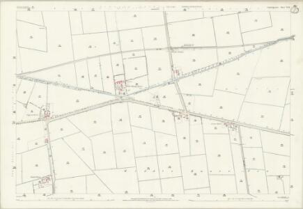 Cambridgeshire VI.13 (includes: Thorney) - 25 Inch Map