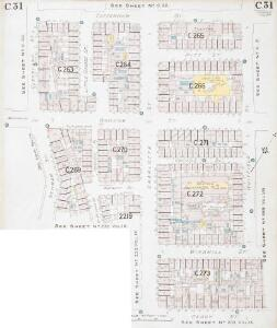 Insurance Plan of London North West District Vol. C: sheet 31-1