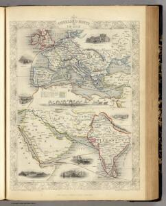 Overland Route To India.