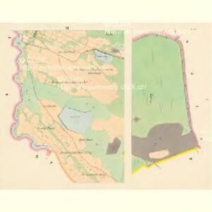 Kletz - c3138-1-001 - Kaiserpflichtexemplar der Landkarten des stabilen Katasters