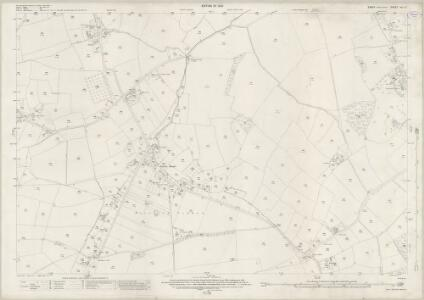 Essex (New Series 1913-) n LI.11 (includes: Great Parndon; Nazeing; Roydon) - 25 Inch Map