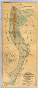 Sale map no. 11. Salt marsh, tide lands, counties of Alameda & Contra Costa.