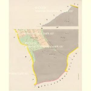 Purschau - c6024-1-006 - Kaiserpflichtexemplar der Landkarten des stabilen Katasters