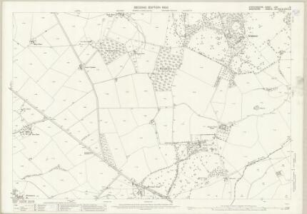 Staffordshire LXVI.13 (includes: Alveley; Bobbington; Claverley; Quatt Malvern) - 25 Inch Map