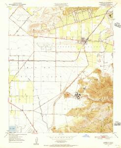 Camarillo Camarillo Map on