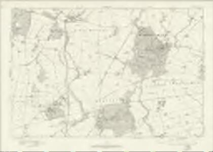 Oxfordshire XXII - OS Six-Inch Map