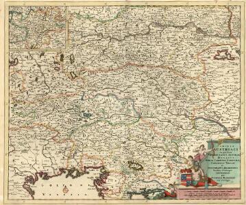 Circuli Austriaci in quo Sunt Archiducatus Austriae Ducatus Stiriae Carintiae Carniolae et Episcopatus Tridentini Novissima Descriptio