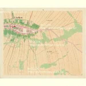 Lischau - c4150-1-005 - Kaiserpflichtexemplar der Landkarten des stabilen Katasters