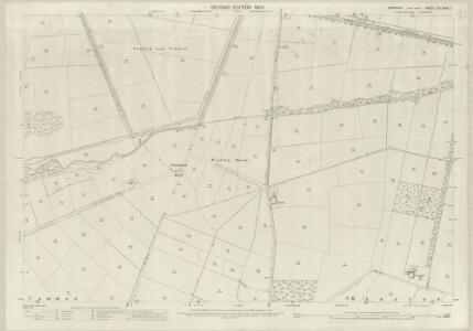 Yorkshire CCLXXXVI.1 (includes: Auckley; Blaxton; Cantley; Hatfield) - 25 Inch Map