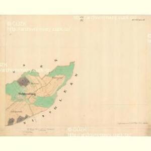 Kirchschlag - c7621-1-004 - Kaiserpflichtexemplar der Landkarten des stabilen Katasters