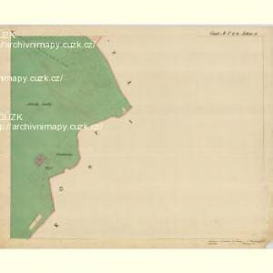 Lunderburg - m0243-1-017 - Kaiserpflichtexemplar der Landkarten des stabilen Katasters