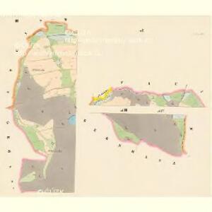 Klein Bernharz - c0093-1-003 - Kaiserpflichtexemplar der Landkarten des stabilen Katasters