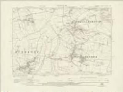 Somerset LXXXIX.NW - OS Six-Inch Map