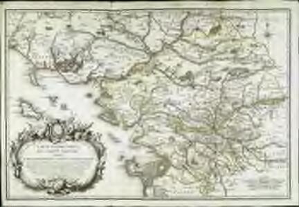 Carte géométrique du comté nantois