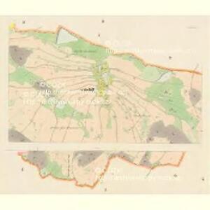 Sukdoll - c7546-1-002 - Kaiserpflichtexemplar der Landkarten des stabilen Katasters