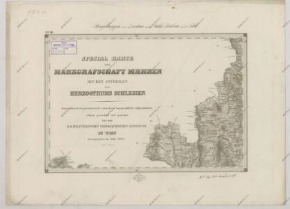 II. vojenské mapování 3