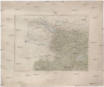 [Übersichtskarte von Engadiner Alpen]
