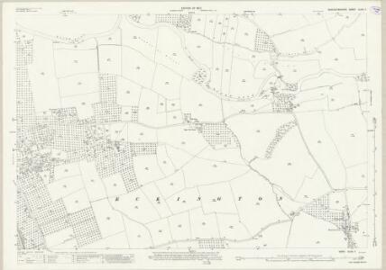 Worcestershire XLVIII.7 (includes: Birlingham; Eckington; Great Comberton) - 25 Inch Map