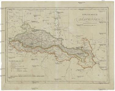 Koenigreich Slavonien