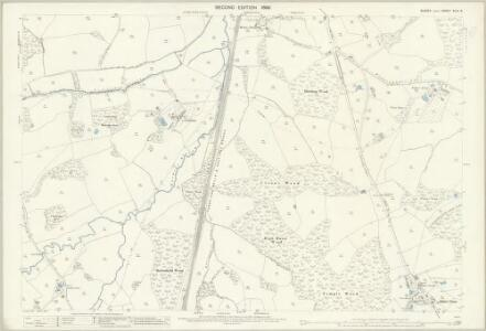 Sussex XLIII.3 (includes: Mountfield; Salehurst) - 25 Inch Map