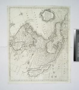 A map of North America with the European settlements & whatever else is remarkable in ye West Indies from the latest and best observations / R.W. Seale delin. et sculp.