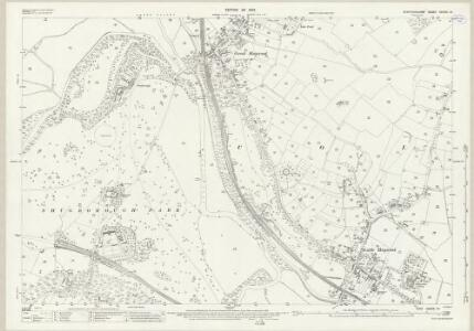 Staffordshire XXXVIII.14 (includes: Colwich; Tixall) - 25 Inch Map