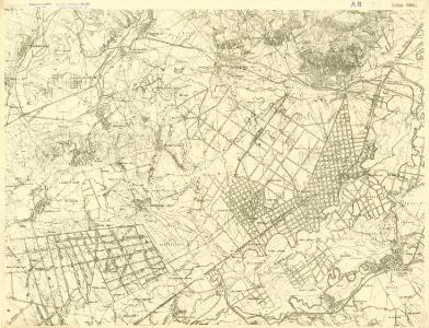 III. vojenské mapování 4458/2