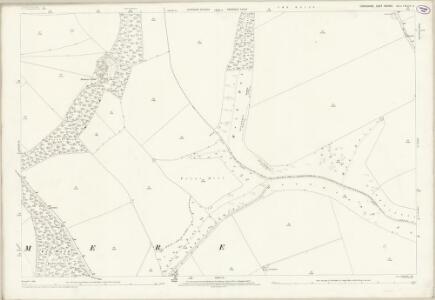 Yorkshire CXLIV.9 (includes: Cottam; Sledmere) - 25 Inch Map