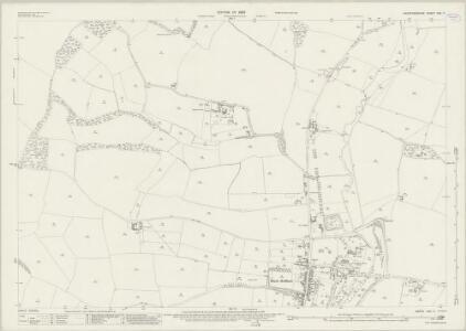 Hertfordshire XXII.11 (includes: Little Hadham; Much Hadham; Standon) - 25 Inch Map