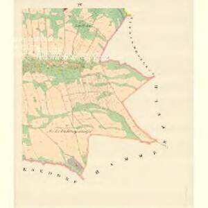 Herautz (Herotice) - m0691-1-004 - Kaiserpflichtexemplar der Landkarten des stabilen Katasters