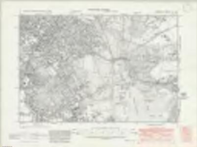 Hampshire & Isle of Wight XX.NE - OS Six-Inch Map
