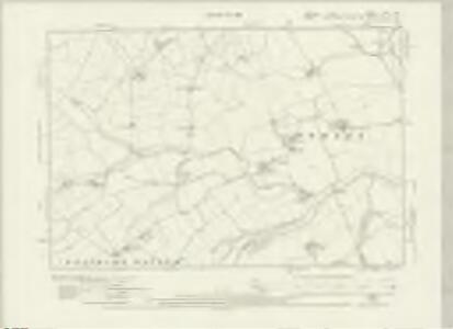 Suffolk LXXII.SW - OS Six-Inch Map