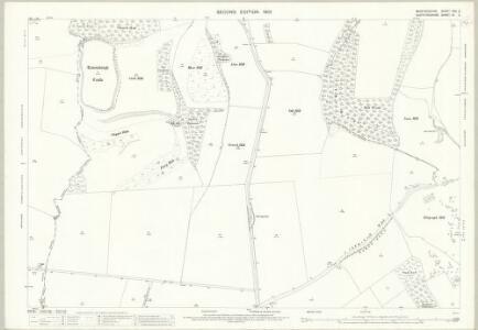 Bedfordshire XXX.2 (includes: Barton in The Clay; Hexton; Lilley; Shillington) - 25 Inch Map