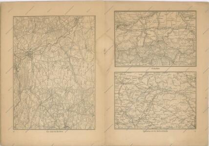 Kriegs Atlas 36 Karten von den Schauplätzen des Weltkrieges 1914/1915