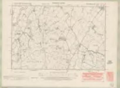 Kirkcudbrightshire Sheet XLIX.NE - OS 6 Inch map