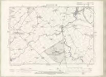 Lanarkshire Sheet XVI.NW - OS 6 Inch map