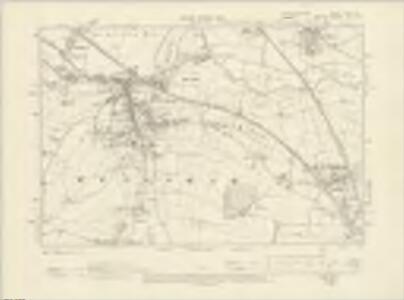 Gloucestershire LXXVI.SE - OS Six-Inch Map