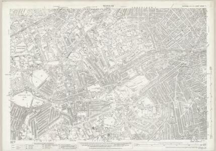 Yorkshire CCXCIV.11 (includes: Sheffield) - 25 Inch Map