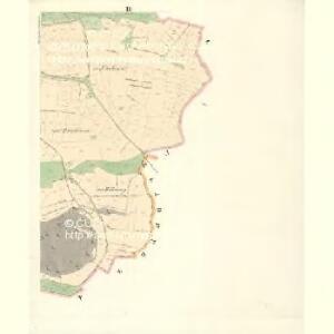 Werzechow - c8493-1-003 - Kaiserpflichtexemplar der Landkarten des stabilen Katasters