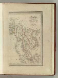 Carte Generale des Indies.