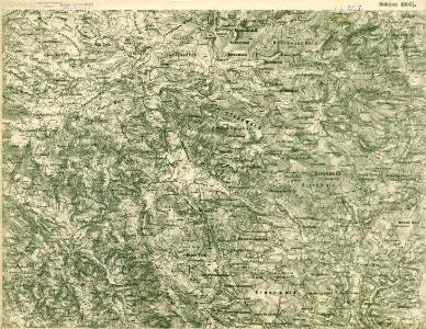 III. vojenské mapování 4552/4