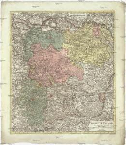 Brabantiae ducatus cum adjacentibus provinciis
